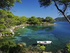 one of the countless bays on Lastovo Island