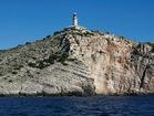 Famous lighthouses of Lastovo island