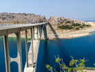 Bridge to Krk Island